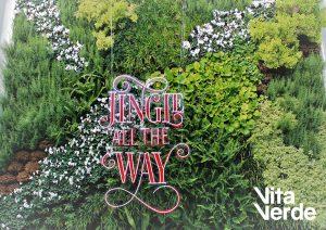 Vita Verde vertical garden decoration